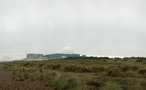 Sizewell Nuclear Power Plant, England 2014