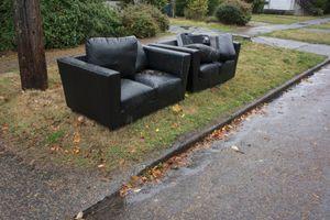 Abandoned Sofa #60