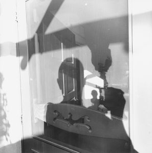 Tucson, 2009 © Lee Friedlander, from the book, In the Picture Self Portraits 1958-2011.