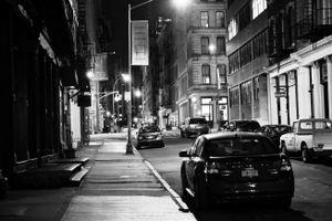 A Quiet Night In Tribeca