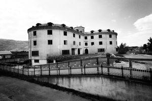 Unfinished Crime Architecture