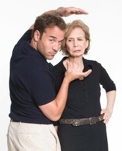 Jeremy and Joyce Piven