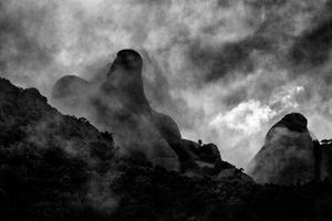 Montserrat in Cloud