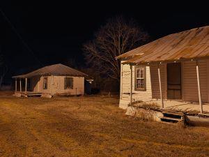 Sharecropper's Homes, Greenwood, Mississippi, 2018