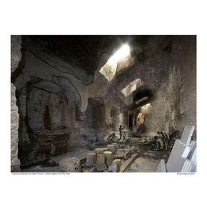 Un Eliocamino, alla Villa Adriana, in Tivoli [Vedute di Roma] circa 1778 / 2016