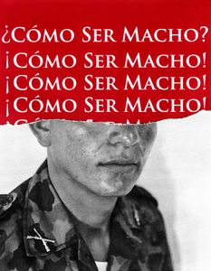 Como Ser Macho/How To Be Masculine (Red)