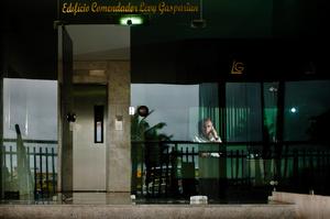 Zilmar de Melo, doorman / Avenida Atlantica 3680