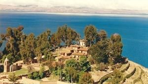 Isla del Sol. Bolivia