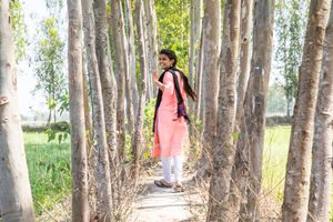 Rupali takes us to a quiet place. Uttar Pradesh, India.