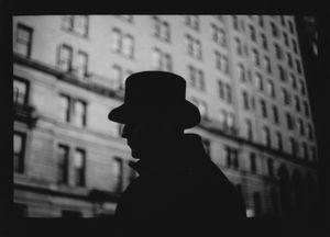 Untitled (Man's Hat ), 2018