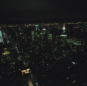 View From Empire State Buiilding