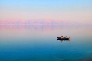 Dead Sea Reflection, Ein Gedi