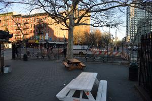 Playground Picnic Area