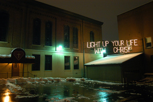 Light Up Your Life With Christ, Wheeling, West Virginia, 2003