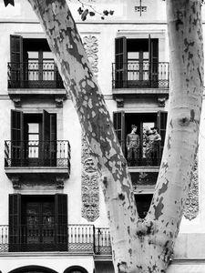 Break. Barcelona.