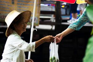 Thai kindness