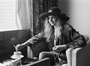 Lisa St. Aubin de Teran, Writer, Toronto, 1990