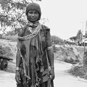 Portraits taken in Africa #3