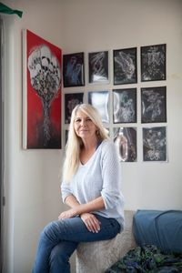Anna Langer, a portrait of an artist and a mother of Jonathan Agassi, one of the world's most successful international gay porn stars.