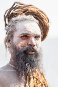 Sadhu portrait 16