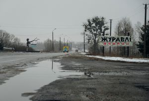 The road back to Kiev