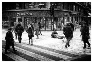 © Trond Lindholm - streets of Oslo