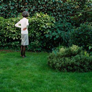 Mother in the Garden, from the series Still Here © Lydia Goldblatt