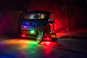 Trikes of El Nido