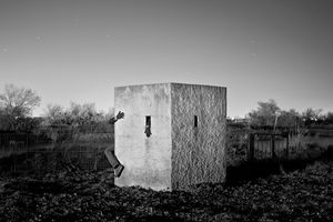 The wall #2, 2013 © Guillaume Martial