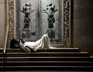 New York City Pietá