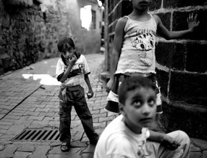 Diyabakir Street kids