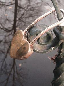 Heart-shaped Locker