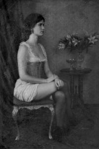 1800's Prostitute 2