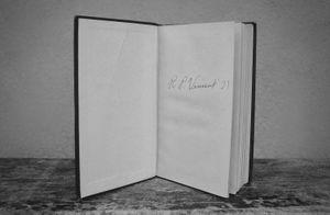 """""""Open Book"""" © Lisa Blair"""