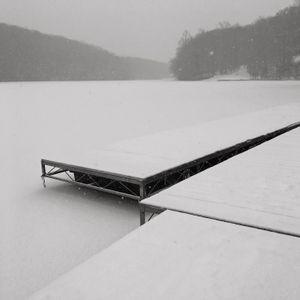 Bushy Hill Pond, Deep River, CT, 12 30 17