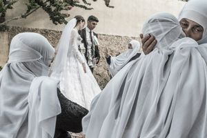 Marriage ceremony in the Druse culture