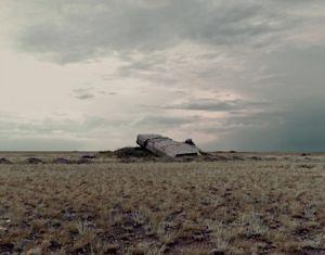 The Polygon Nuclear Test Site IX. Kazakhstan, 2011. © Nadav Kander