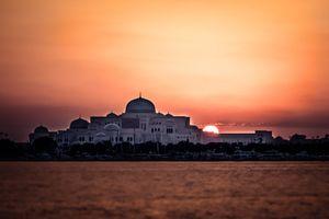 Palast of Abu Dhabi