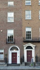 Neighborhood of Dublin
