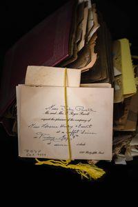 Scrap, invitation