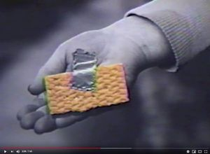 Duct Tape Works video, freeze-frame
