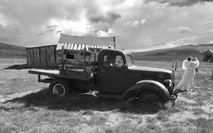 Truck, Bodie, California