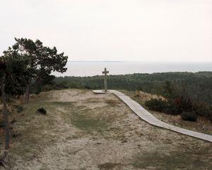 Path. Vecekrugas dune