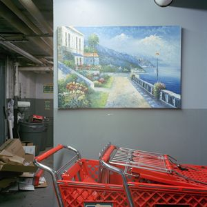 untitled 42 (shopping cart) © Gesche Würfel