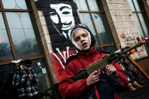 Behind Kiev's barricades_46