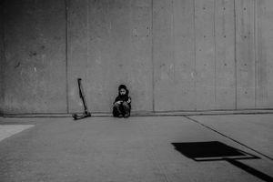 Little Boy, NYC 2015