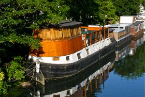 Richard Branson's Former Floating Home