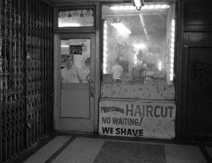 subway barber