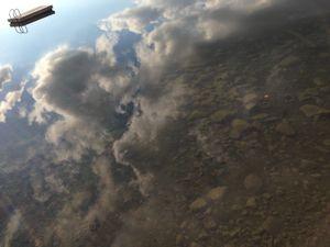 plonger dans le ciel