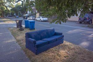 Abandoned Sofa #45